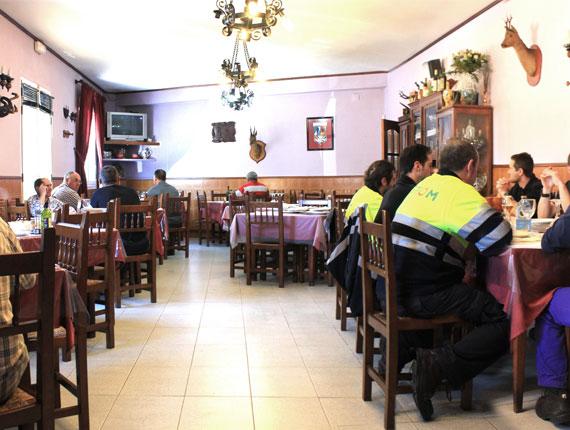 Comedor Restaurante Niza