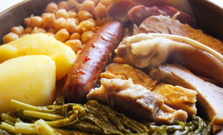Mes del Cocido Galego en el Niza